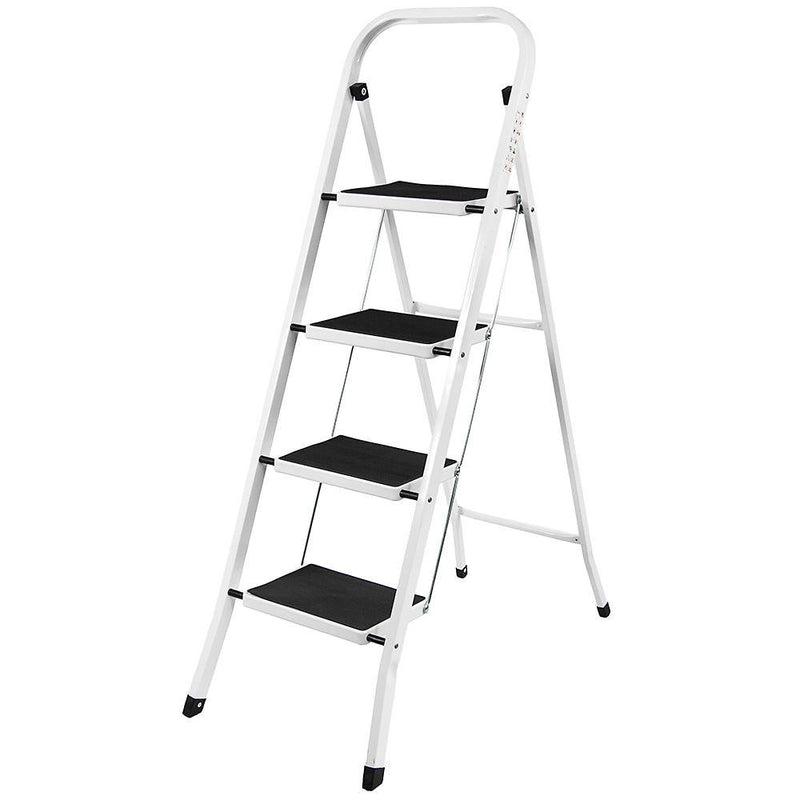 4 Step Ladder With Anti-Slip Mat