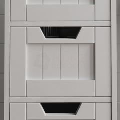 Priano 4 Drawer Freestanding Unit