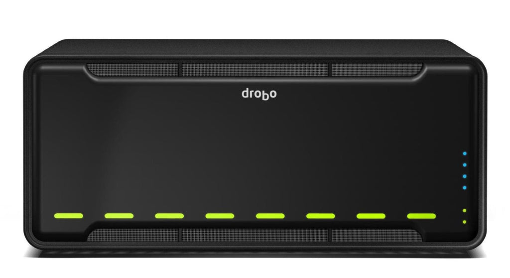 Drobo 8D - NEW (inc. VAT)