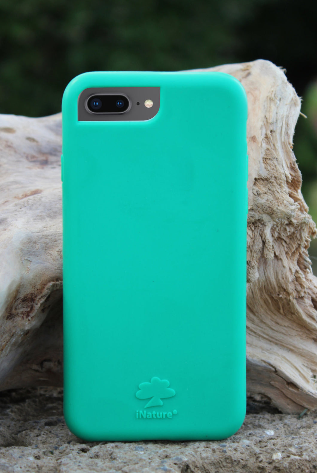 Custodia iNature iPhone 7/8 Plus - Verde Prato