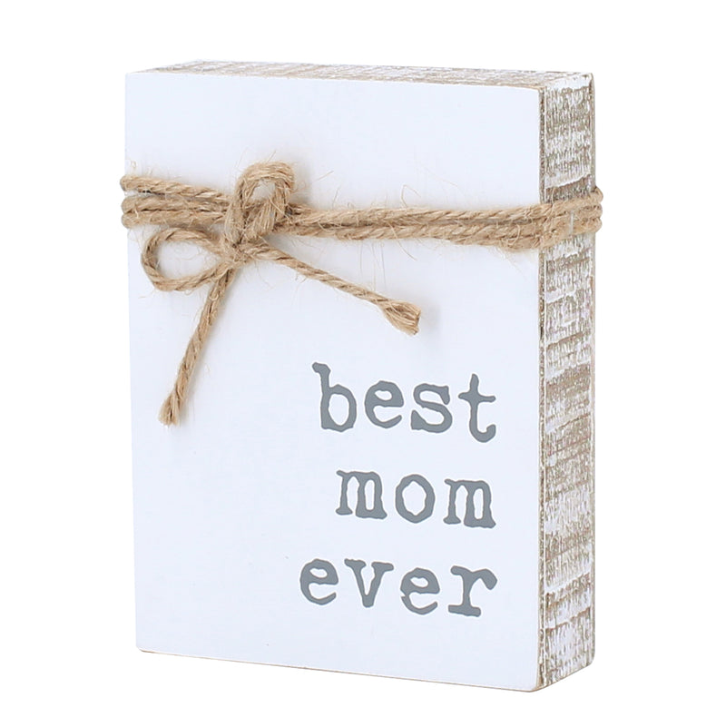 CA-3745 - Mom Jute Block Sign