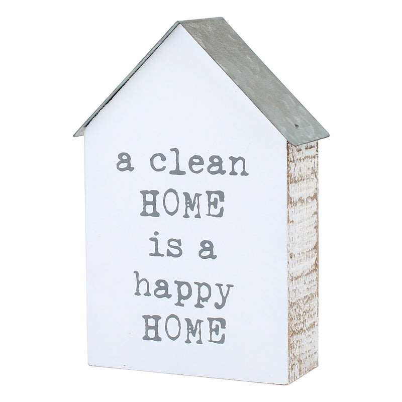 CA-3834 - Clean Home House Block