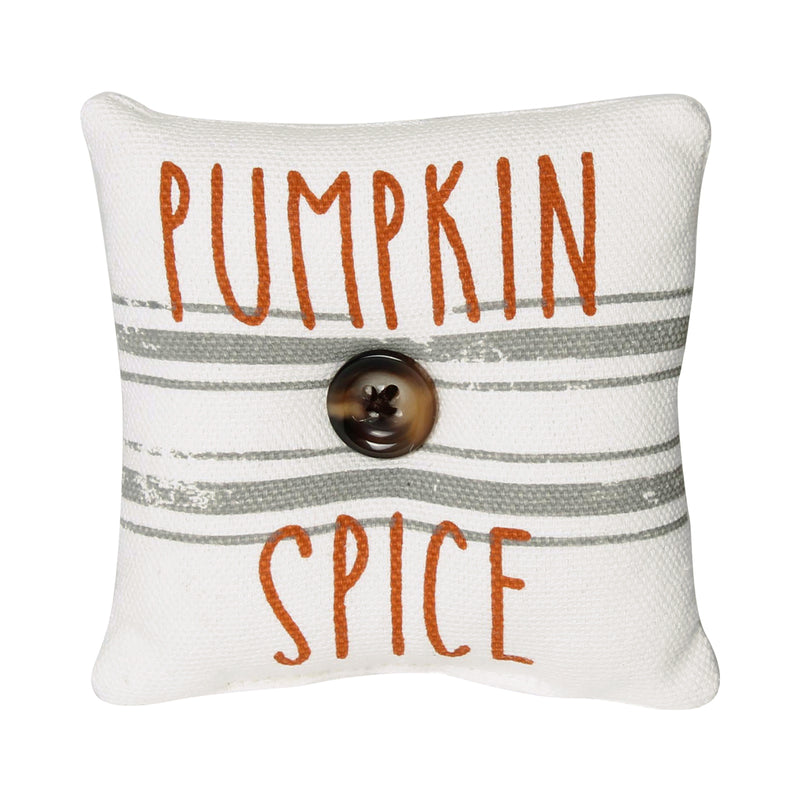 CF-2235 - Spice Striped Mini Pillow