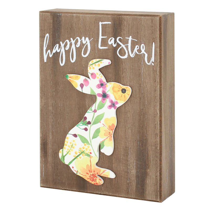 FR-9422 - Easter 3D Bunny Box Sign