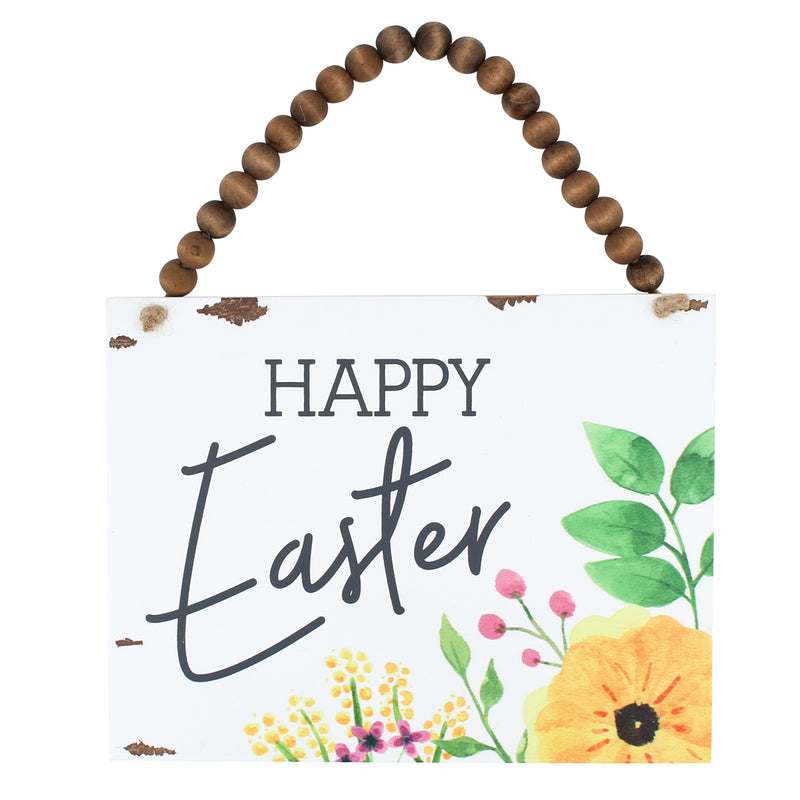 FR-9431 - Easter Floral Trim Sign