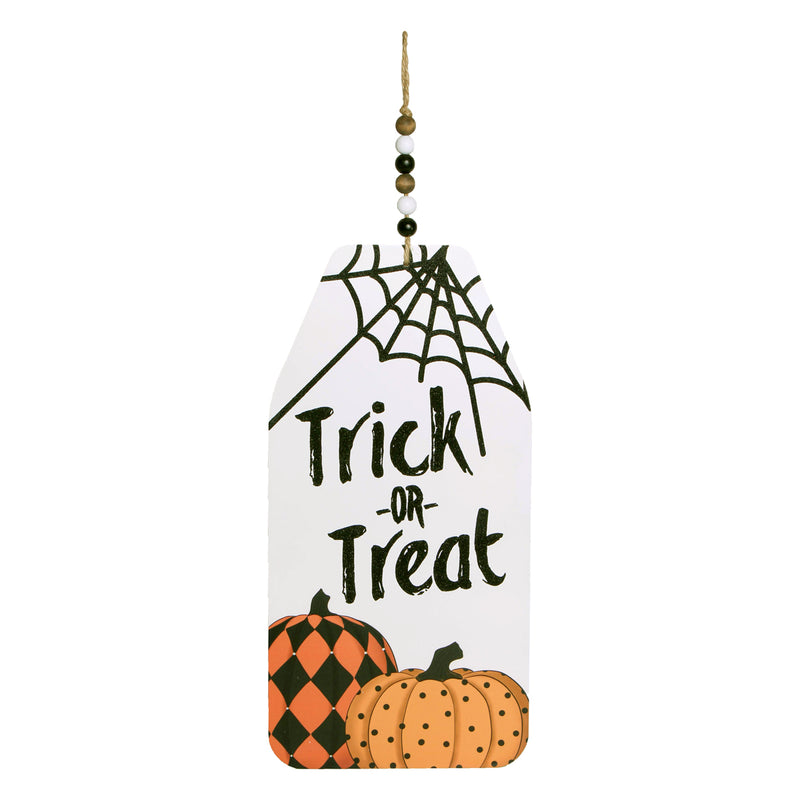 FR-9512 - Trick or Treat XL Tag
