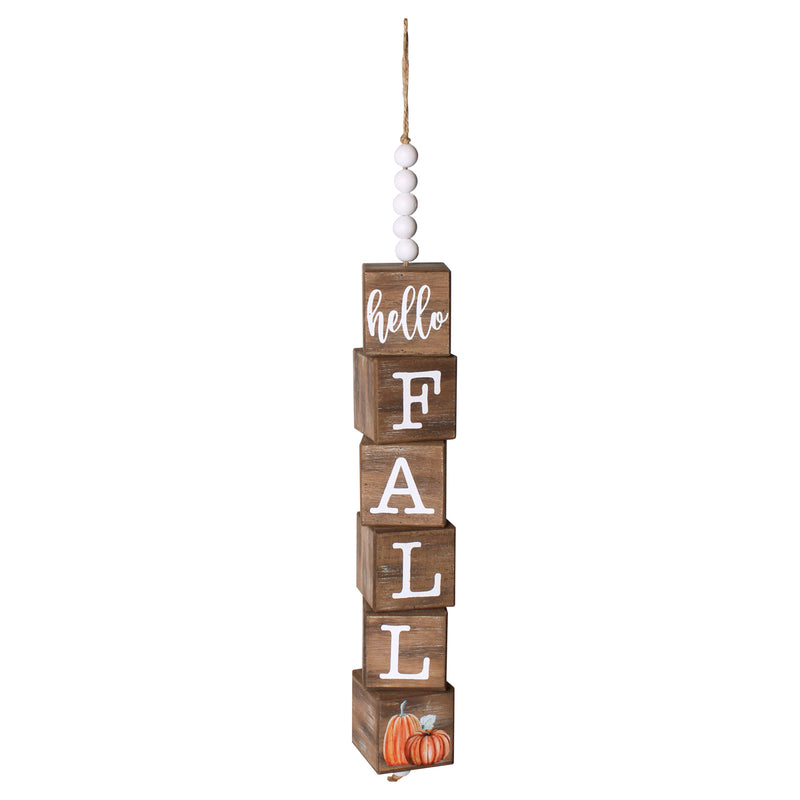 FR-9553 - Hello Fall Block Stack