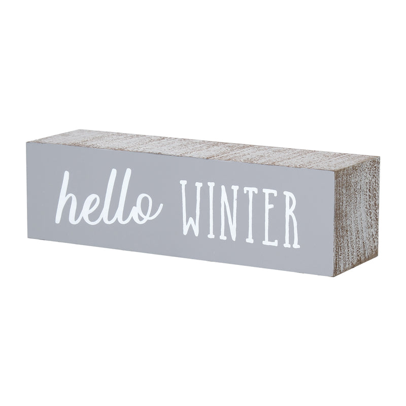 FR-9682 - Hello Winter Large Sitter