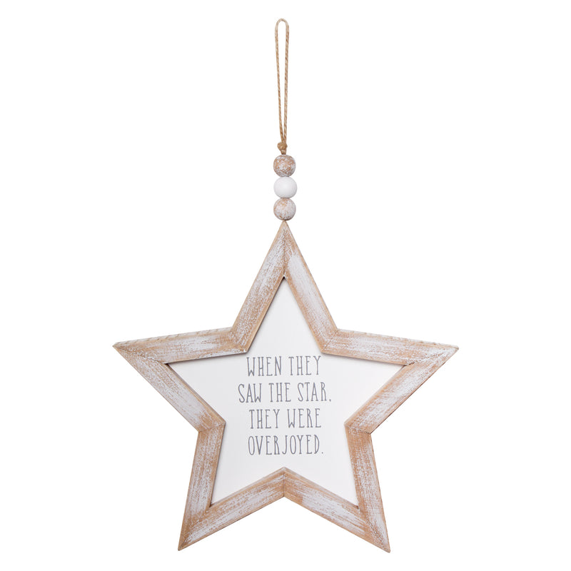 FR-9692 - Overjoyed Star Framed Sign