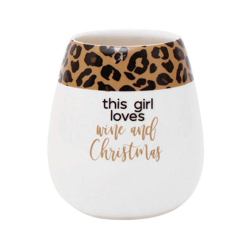 FR-9906 - Loves Wine Tumbler