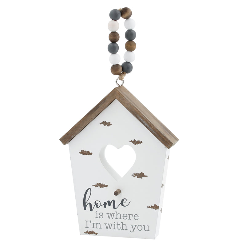 PS-7663 - With You Birdhouse Cutout