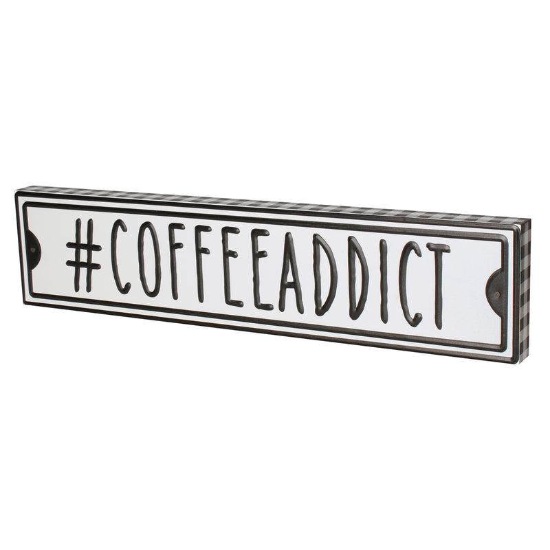 PS-7733 #Coffee XL Street Box Sign