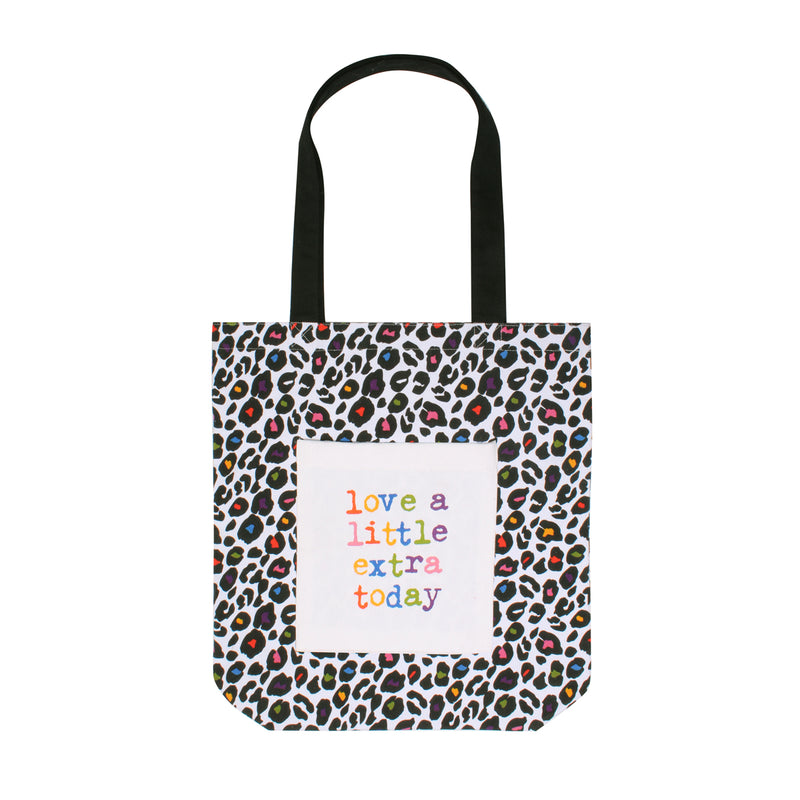 PS-7750 - Love Extra Tote Bag