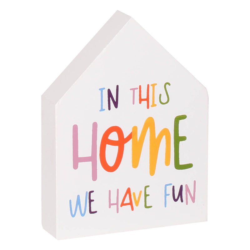 PS-7759 - Have Fun House Cutout