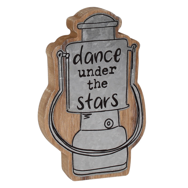 PS-7805 - Dance Galv. Lantern Cutout