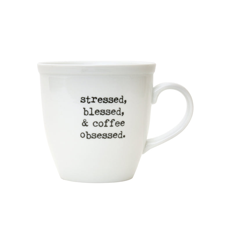 PS-7847 - Coffee Obsessed Mug