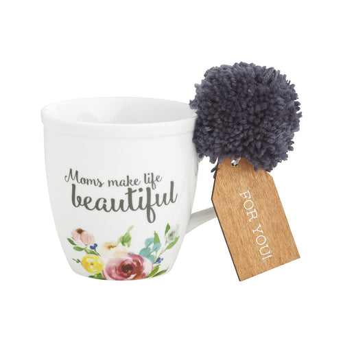 Life Beautiful Mug