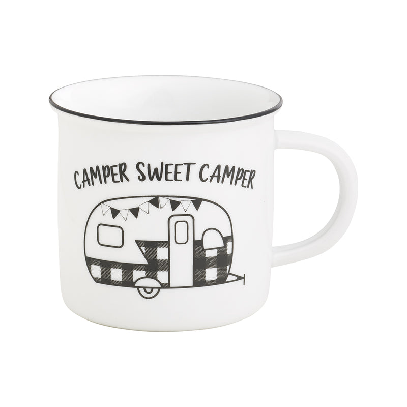 Sweet Camper Camp Mug