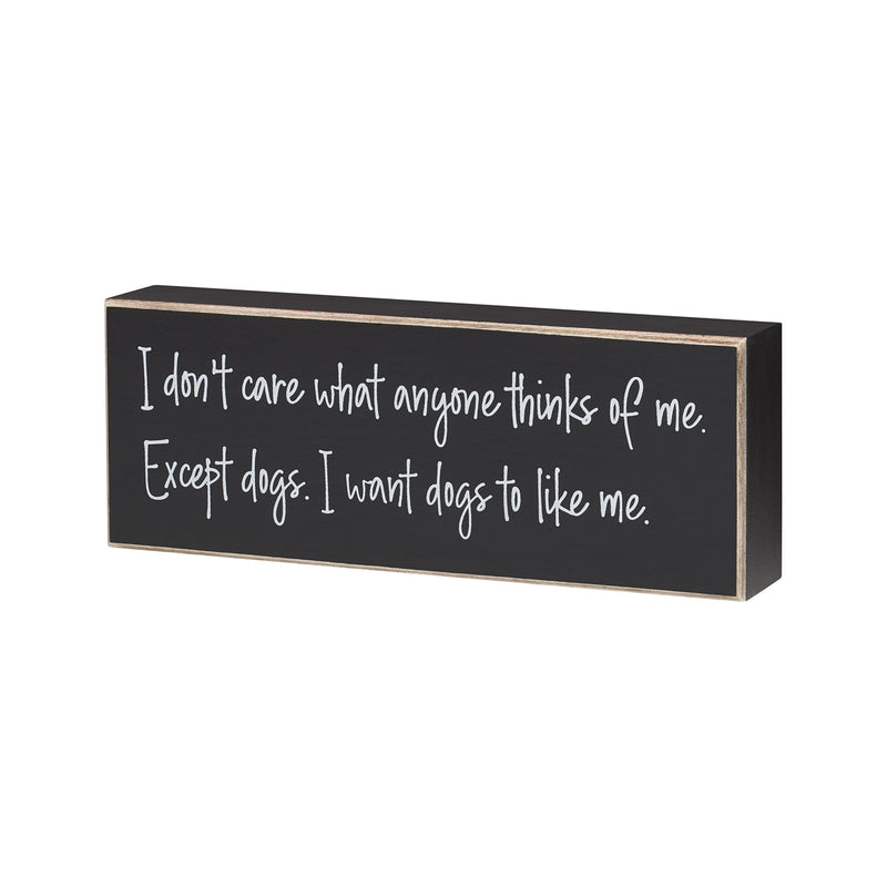 Dogs Like Me Box Sign