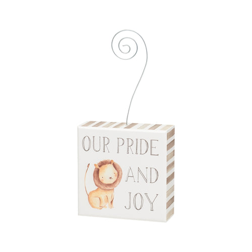 Our Pride Photo Holder