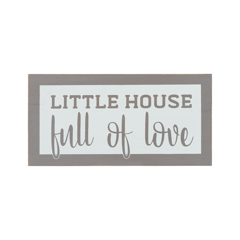 Little House Sign