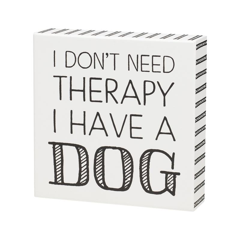 Therapy Box Sign