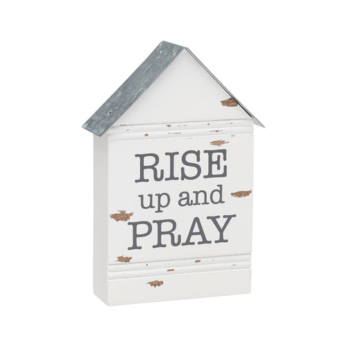Pray Chippy House Block