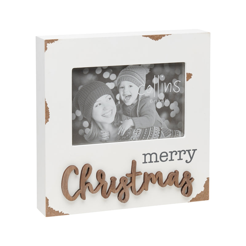 Merry Chippy 3D Photo Frame
