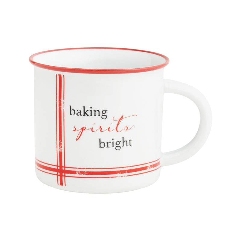 Baking Spirits Camp Mug