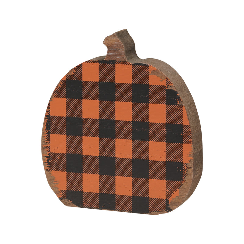Med. OB Check Pumpkin Cutout