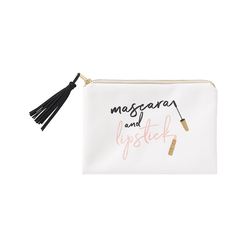 Mascara - Lipstick Cosmetic Bag