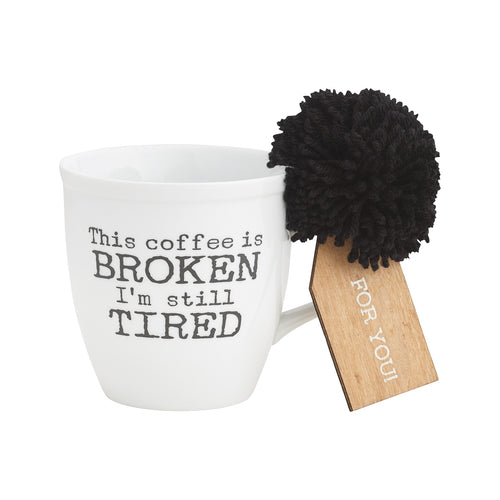 Coffee Broken Mug