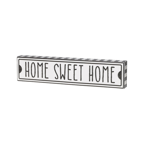 Sweet Home Street Box Sign