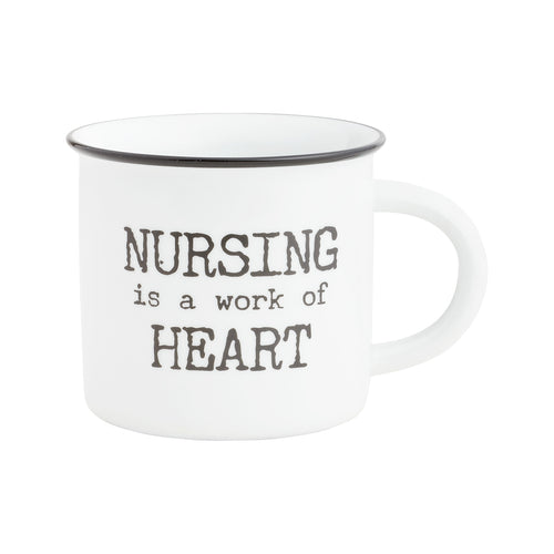 Nursing Camp Mug