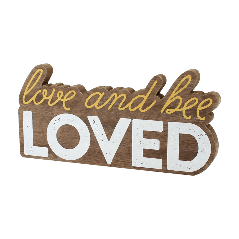 Love And Be Loved Cutout