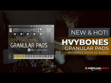 Load and play video in Gallery viewer, Hvybones Granular Pads LITE | Artist Series