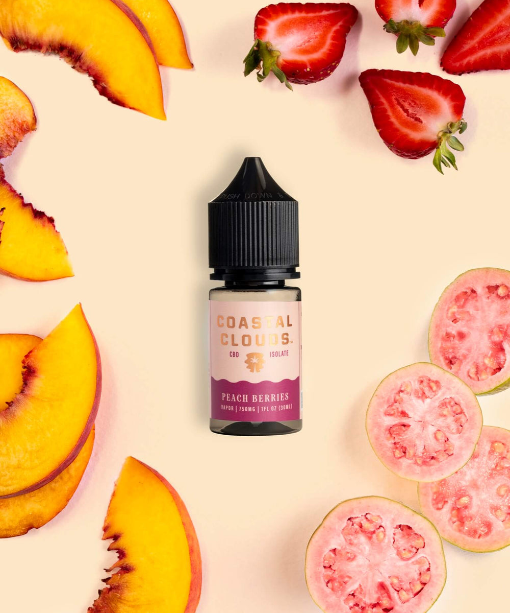 Peach Berries Vapor