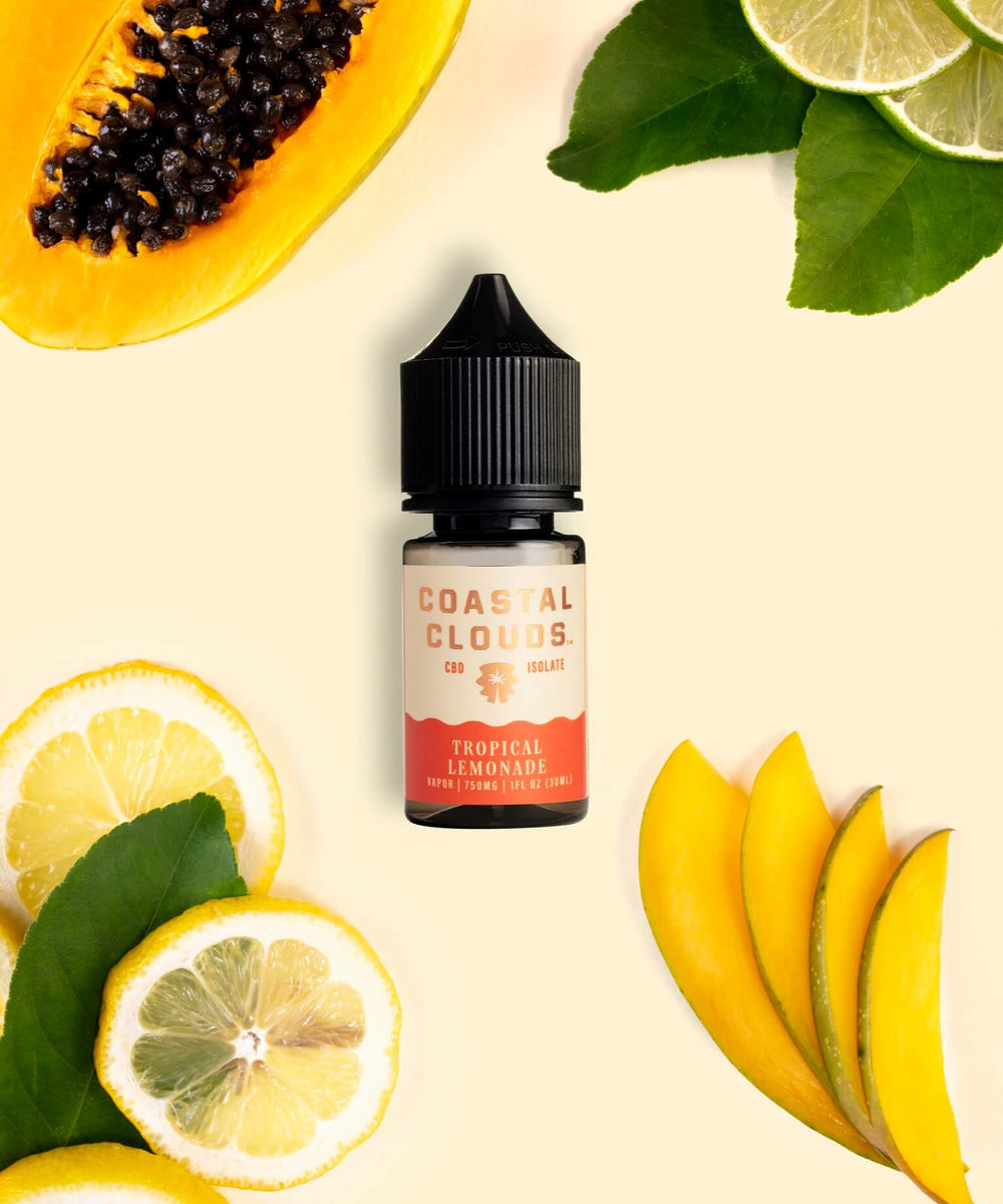Tropical Lemonade Vapor