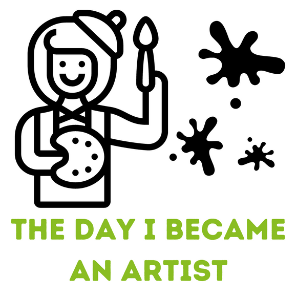 The Day I Became an Artist