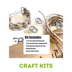 Craft Kits Product Line Upcycle Hawaii