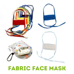 Fabric Face Mask Product Line Upcycle Hawaii