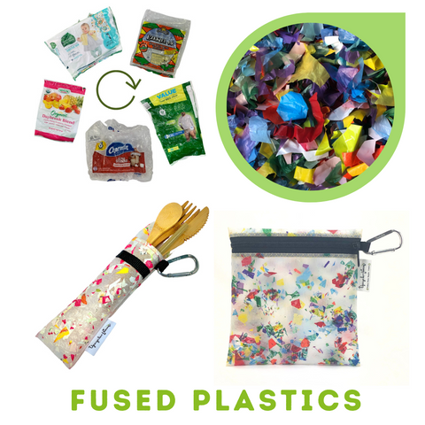 Upcycle Hawaii Fused Plastic Products Upcycled Reclaimed