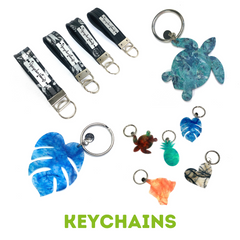 Upcycle Hawaii Shop By Product Keychains