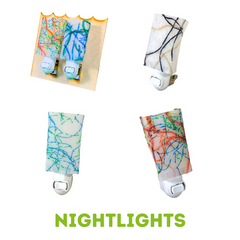Nightlights Product Line Upcycle Hawaii