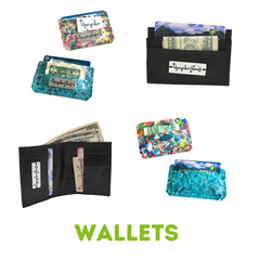 Wallets Product Line Upcycle Hawaii