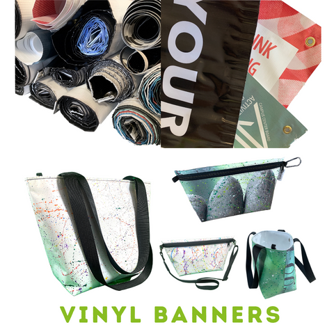 Upcycle Hawaii Vinyl Banner Products Upcycled Reclaimed