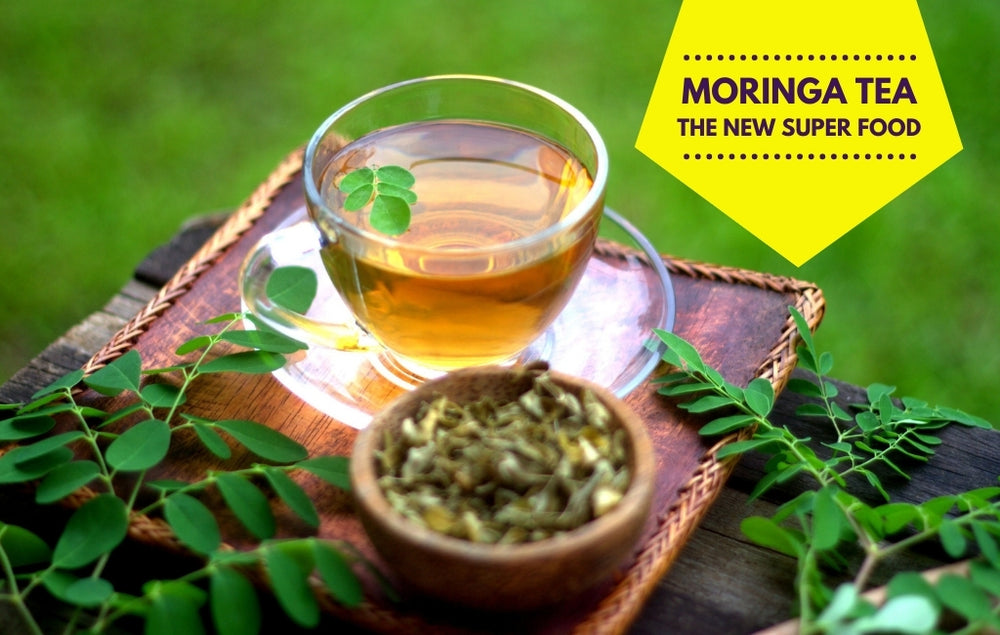 Moringa Tea - The New Super Food