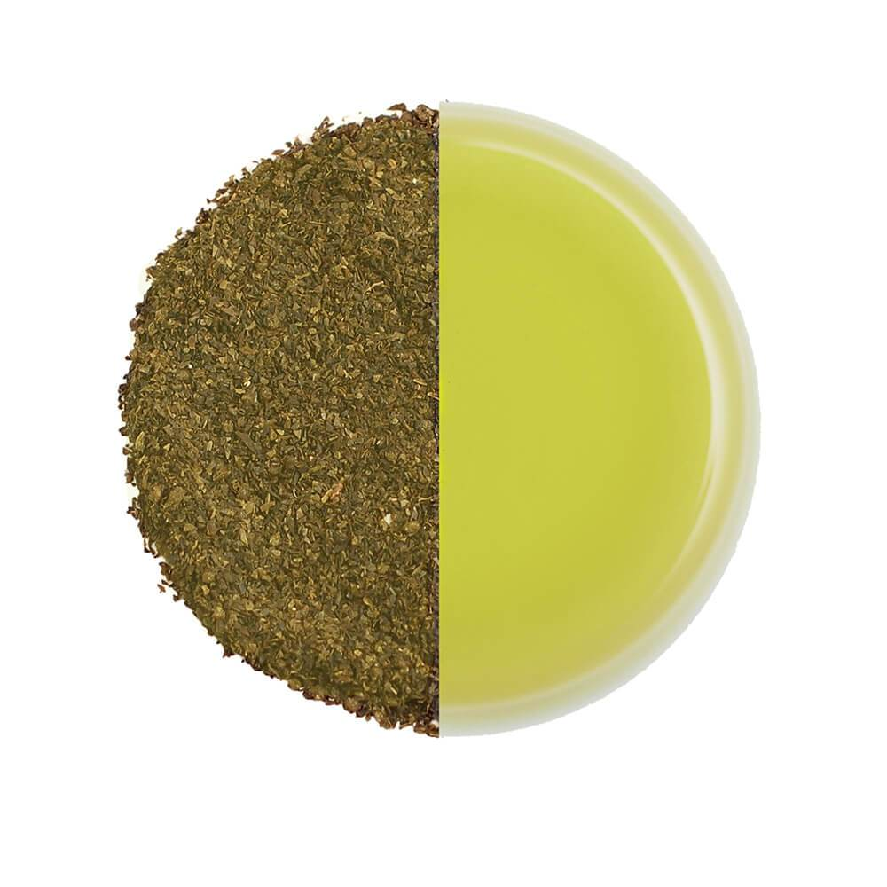 Load image into Gallery viewer, Matcha Green tea with Mandarin orange