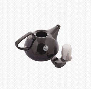 Load image into Gallery viewer, Tea Infuser 500 ml Black Color