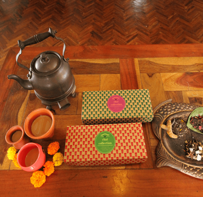 Chai Collection Gift Box